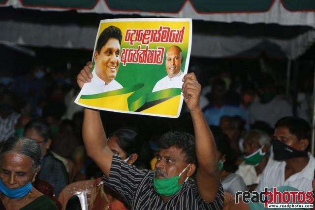 SJB election campaign - Sajith Premadasa at Galgomuwa  on 18/07/2020